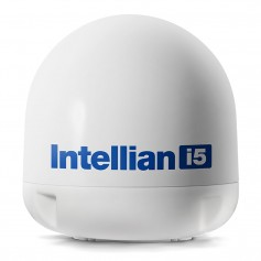 Intellian i5-i5P Empty Dome Base Plate Assembly