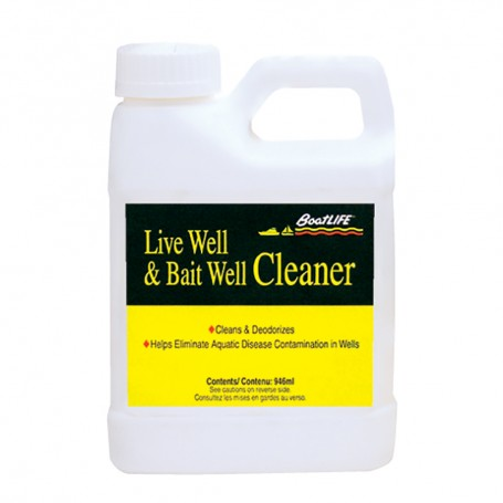 BoatLIFE Livewell Baitwell Cleaner - 32oz -Case of 12-