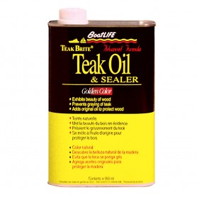 BoatLIFE Teak Brite Advanced Formula Teak Oil - 32oz -Case of 12-