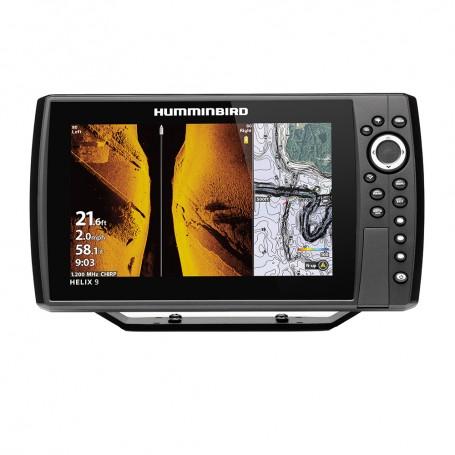 Humminbird HELIX 9 CHIRP MEGA SI Fishfinder-GPS Combo G3N -Display Only