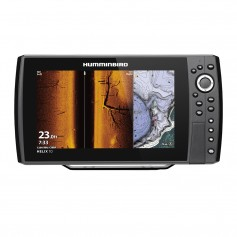 Humminbird HELIX 10 CHIRP MEGA SI Fishfinder-GPS Combo G3N -Display Only