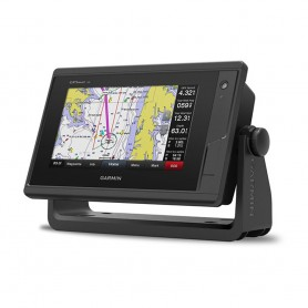 Garmin GPSMAP 722xs Touchscreen Chartplotter-Sonar Combo