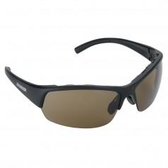 Harken Waypoint Sunglasses - Matte Black Frame-Grey Lens