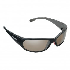Harken Gale Sunglasses - Storm Grey Frame-Brown Lens