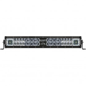 RIGID Industries 20- Adapt E-Series Lightbar - Black