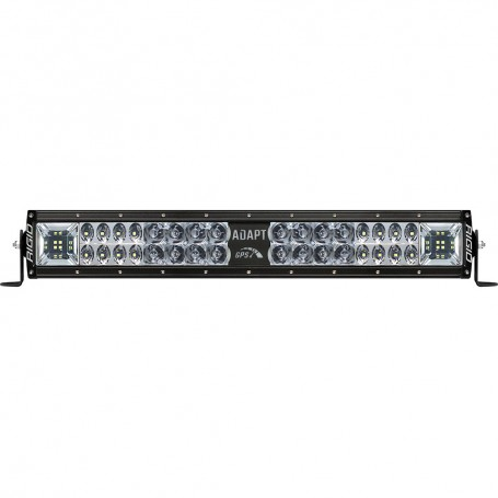 RIGID Industries 20- Adapt E-Series Lightbar - Black