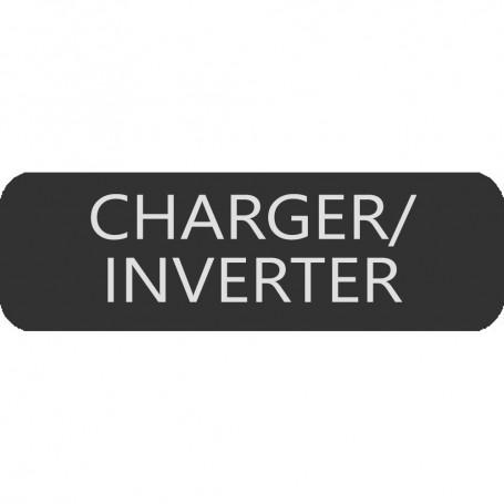 Blue Sea 8063-0094 Large Format Charger-Inverter Label