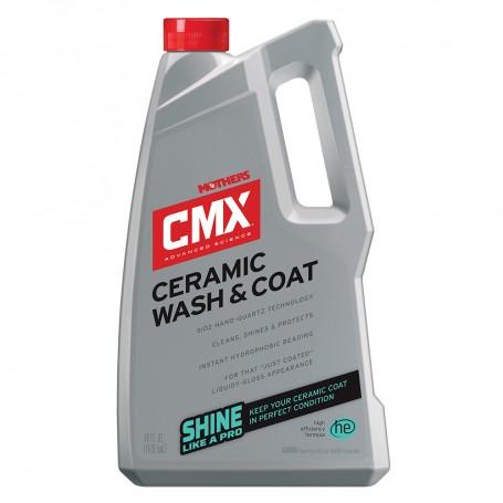 Mothers CMX Ceramic Wash Coat - 48oz