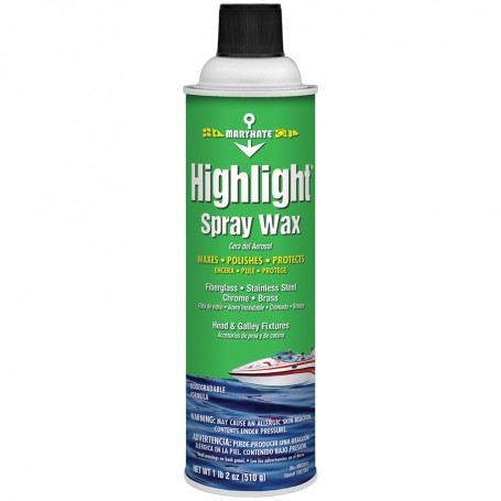 MARYKATE Highlight Spray Wax - 18oz -Case of 12