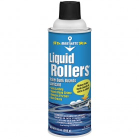 MARYKATE Liquid Rollers Trailer Bunk Boards Lubricant - 10oz -Case of 12