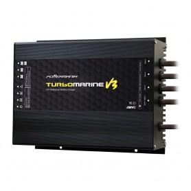 Powermania Turbo M330V3 30 Amp 3-Bank 12-24-36VDC Waterproof Charger
