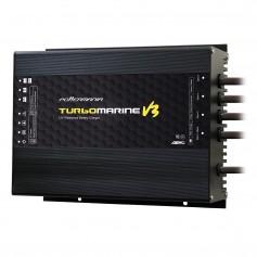 Powermania Turbo M440V3 40 Amp 4-Bank 12-24-36-48VDC Waterproof Charger