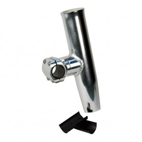 C-E- Smith Adjustable Mid Mount Rod Holder Aluminum 1-66- or 1-1-2- w-Sleeve Hex Key