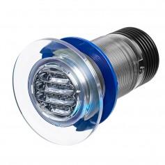 Aqualuma 24 Series GEN 5 Thru-Hull Underwater Light - Blue