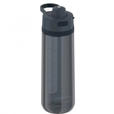 Thermos Guard Collection Hard Plastic Hydration Bottle w-Spout - 24oz - Lake Blue