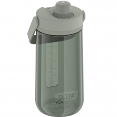 Thermos Guardian Collection Hard Plastic Hydration Bottle w-Spout - 40oz - Matcha Green