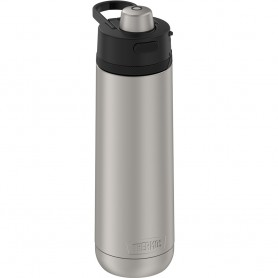 Thermos Guardian Collection Stainless Steel Hydration Bottle 18 Hours Cold - 18oz - Stainless Matte