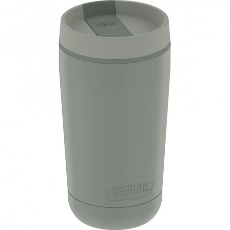 Thermos Guardian Collection Stainless Steel Tumbler 3 Hours Hot-10 Hours Cold - 12oz - Matcha Green