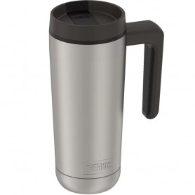 Thermos Guardian Collection Stainless Steel Mug 5 Hours Hot-14 Hours Cold - 18oz - Matte Steel