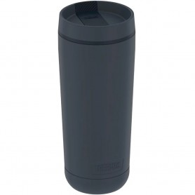 Thermos Guardian Collection Stainless Steel Tumbler 5 Hours Hot-14 Hours Cold - 18oz - Lake Blue