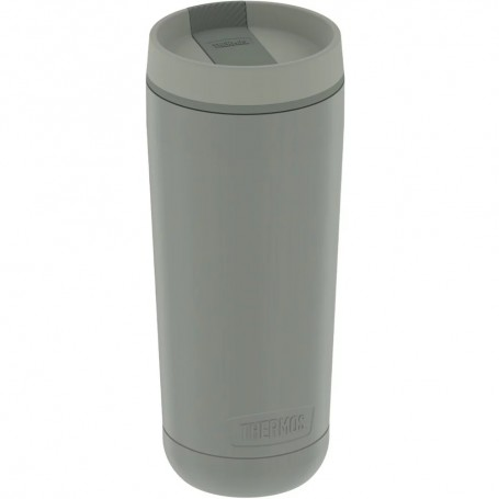 Thermos Guardian Collection Stainless Steel Tumbler 5 Hours Hot-14 Hours Cold - 18oz - Matcha Green