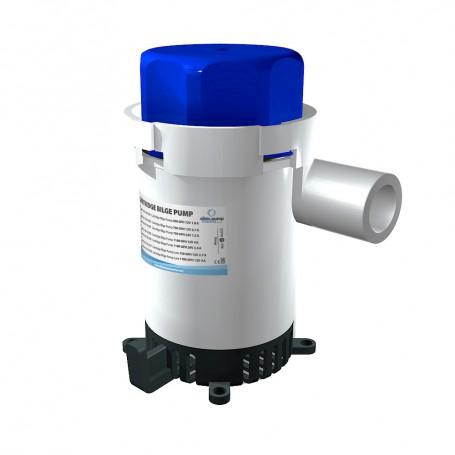 Albin Pump Cartridge Bilge Pump 1100GPH - 12V