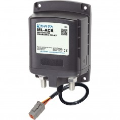 Blue Sea 7621100 ML ACR Charging Relay 24V 500A w-Deutsch Connector