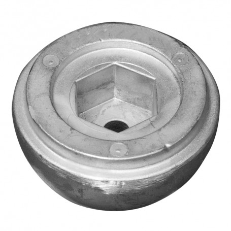 Tecnoseal Quick Zinc Propeller Nut Anode Kit f-BTQ140 Bow Thrusters