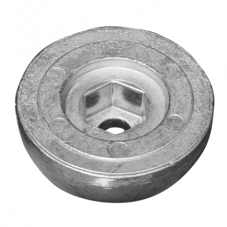Tecnoseal Quick Zinc Propeller Nut Anode Kit f-BTQ110-125 Bow Thrusters