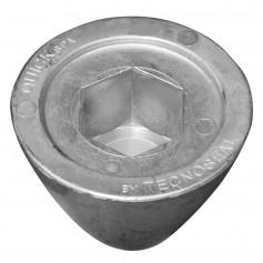 Tecnoseal Quick Zinc Propeller Nut Anode Kit f-BTQ250 Bow Thrusters
