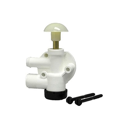 Dometic Water Valve Kit f-Push Pedal Toilet Only