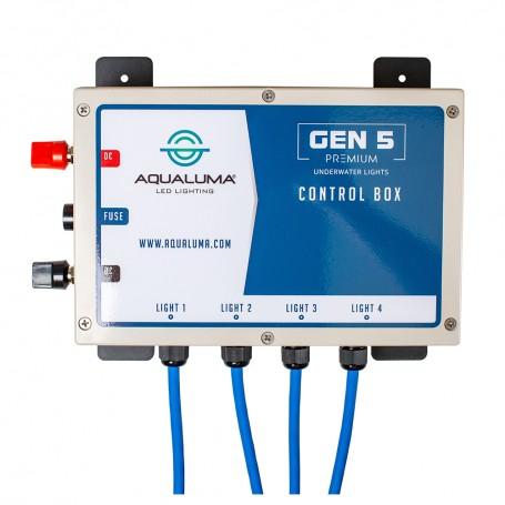 Aqualuma 24 Series Gen 5 LED RGB Control Box