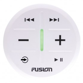 FUSION MS-ARX70W ANT Wireless Stereo Remote - White -5-Pack