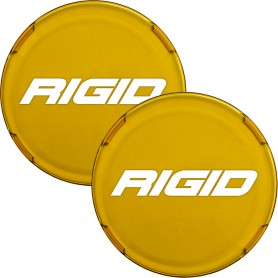 RIGID Industries 360-Series 6- LED Cover - Amber