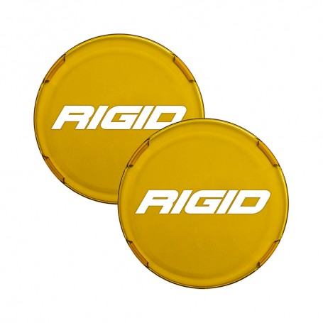RIGID Industries 360-Series 4- LED Cover - Amber