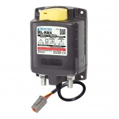 Blue Sea 7713100 ML-RBS Remote Battery Switch w-Manual Control Auto Release Deutsch Connector - 12V
