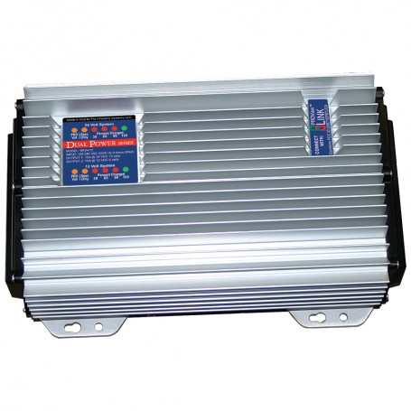 Dual Pro Dual Power 36-12V Dual Output Battery Charger