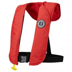 Mustang MIT 70 Inflatable PFD Manual - Red