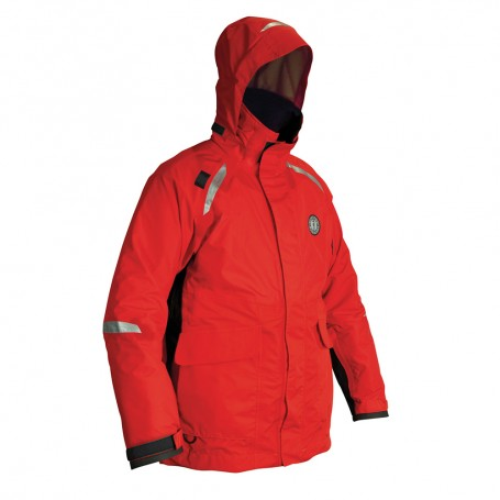Mustang Catalyst Flotation Coat - XX-Large - Red-Black