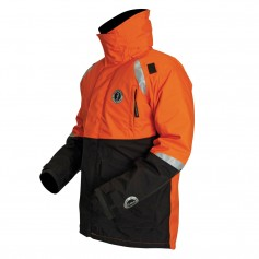 Mustang Catalyst Flotation Coat - Large - Orange-Black