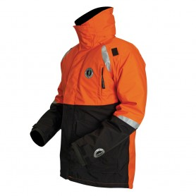 Mustang Catalyst Flotation Coat - X-Large - Orange-Black