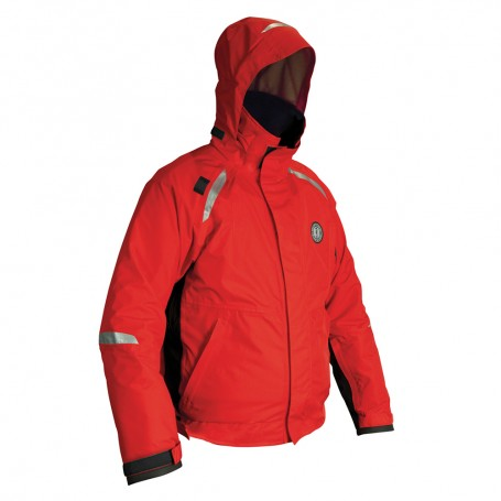 Mustang Catalyst Flotation Jacket - Large - Red-Black