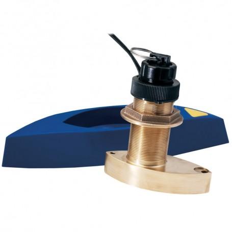 Furuno 525STID-MSD Bronze Thru-Hull Multisensor w- High-Speed Fairing Block- 600w -10-Pin-