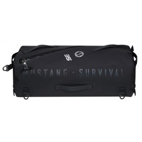 Mustang Greenwater 35 Liter Waterproof Deck Bag - Black