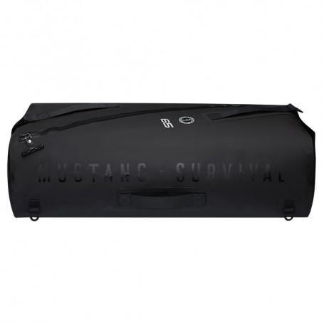 Mustang Greenwater 65 Liter Waterproof Deck Bag - Black