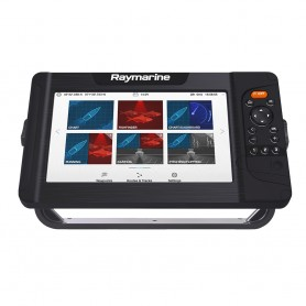 Raymarine Element 9 HV Combo w-LNC2 US Chart w-Fishing Hot Spots