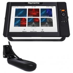 Raymarine Element 12 HV Combo w-HV-100 Transducer LNC2 US Chart w-Fishing Hot Spots