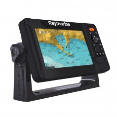 Raymarine Element 7 S Combo LNC2 Chart North America Lakes Coastal Tide - No Transducer