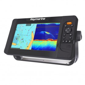 Raymarine Element 9 S Combo High CHIRP - No Transducer - No Chart