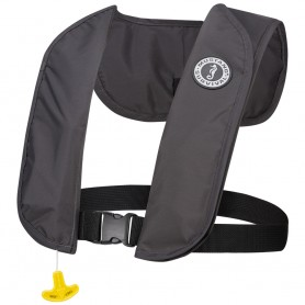 Mustang MIT 70 Inflatable PFD Manual - Admiral Grey